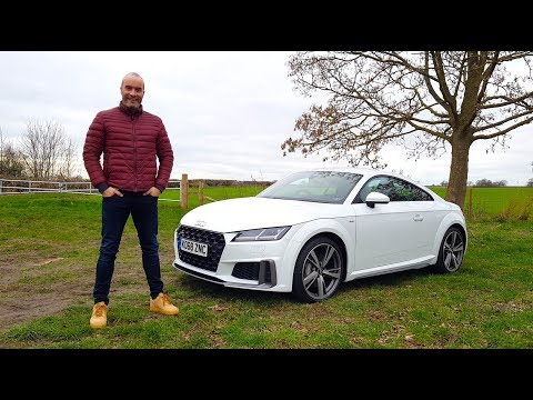 2019 Audi TT Review | Coupe & Roadster | 245bhp