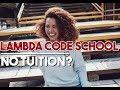 Code School Thats Free Until You Get a Job?! - Lambda School Overview