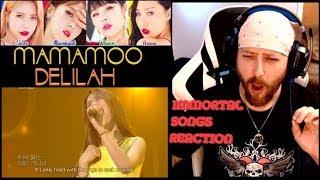 Baixar Metal Musician Reacts: MAMAMOO - Delilah | 마마무 - 딜라일라 (Immortal Songs 2)