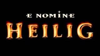 E Nomine - Heilig (Instrumental Mix)