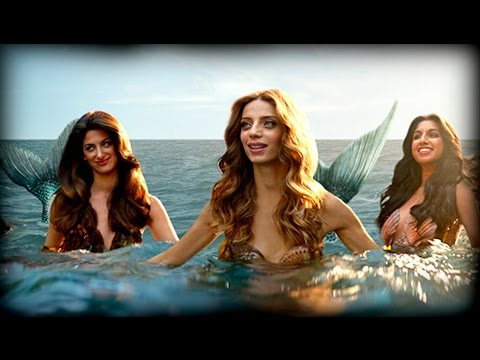Mermaids - Herbal Essences Naked TV Commercial - Ad 2014