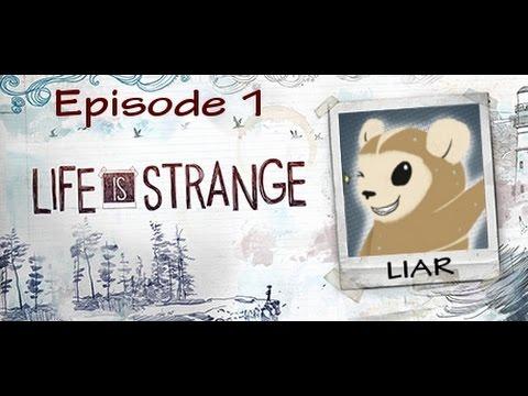 Life is Strange - Episode 1 - Part 1