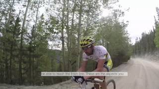 How to prepare for Leadville Trail 100 MTB - Alban Lakata