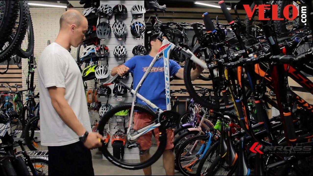 b1fb5dac102 Хотите купить европейский велосипед Kross? Горный или шоссейный? Ждем Вас в  магазинах Велоонлайн. - YouTube