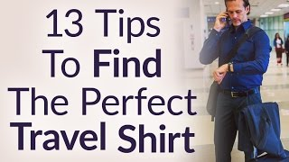 How To Find The Perfect Travel Shirt? Best Shirts For Traveling The World In Style   RMRS