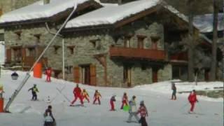 L'OFFICE DE TOURISME PRESENTE L'HIVER en 2 mn