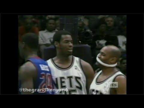 2004/05 regular season late January-early February Nets highlights (NBA Action)
