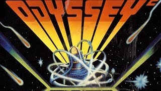 Classic Game Room - UFO! review for Magnavox Odyssey 2