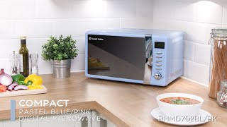 Russell Hobbs Microwave RHMD702BL-PK Product Video