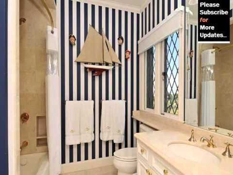 Collection Of Nautical Decor For Bathroom