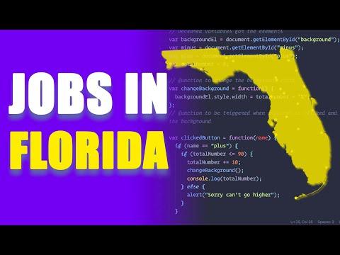 Web Development Jobs In Florida