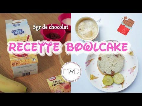 |-recette-|-bowlcake-banane/chocolat---weight-watchers-6sp