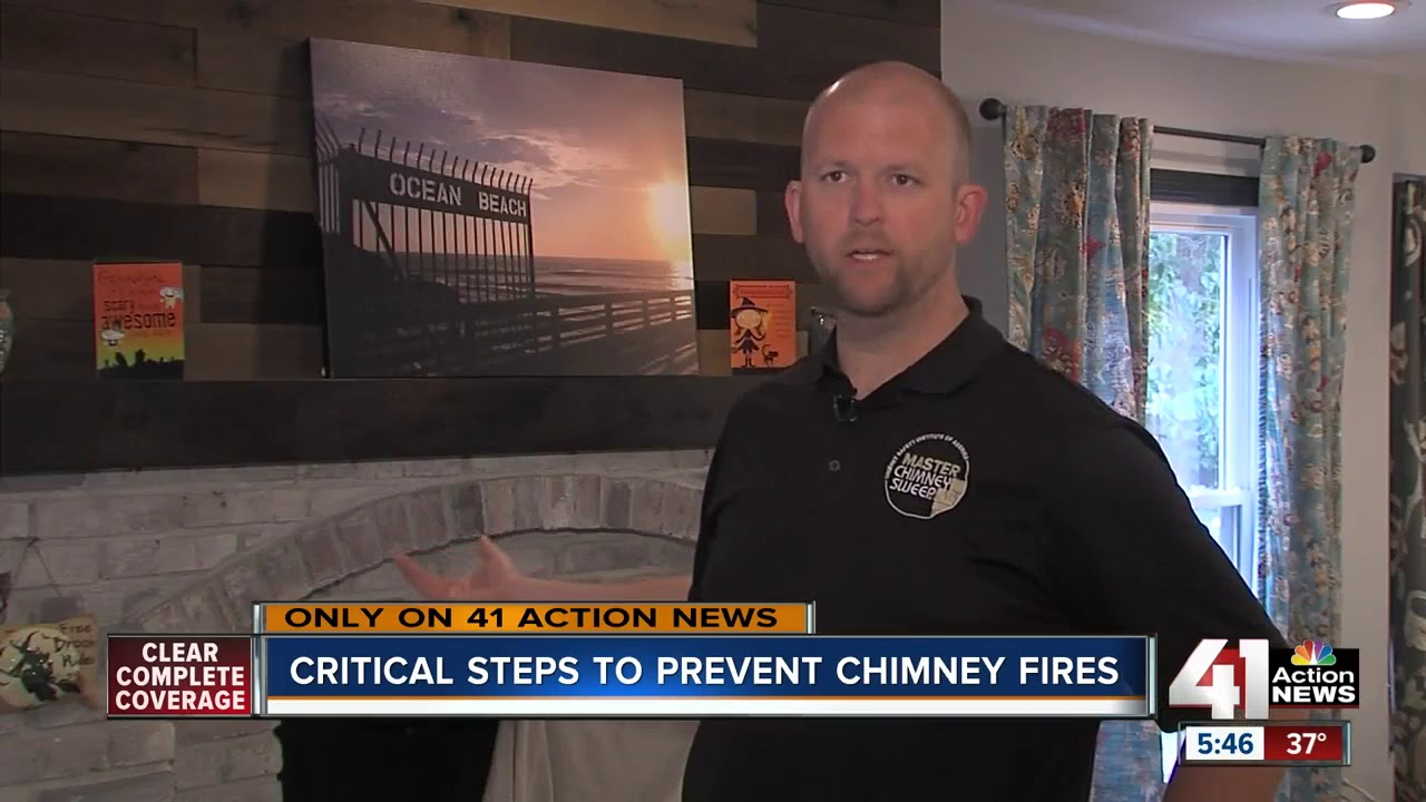 Check your chimney before you use your fireplace this season