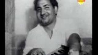 "Mohd. Rafi Live Video - ""Tumne Mujhe Dekha"""