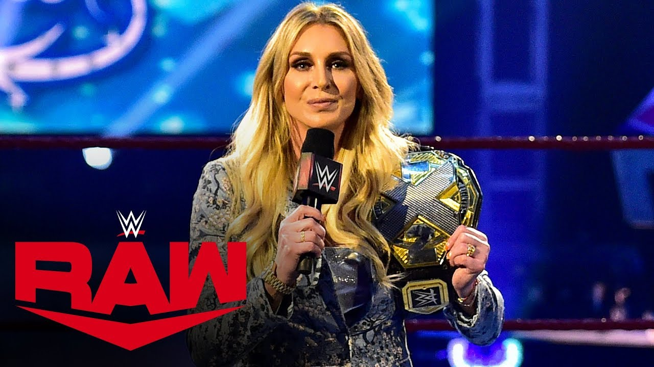 Charlotte Flair declares everyone bows down to The Queen: Raw, April 13, 2020