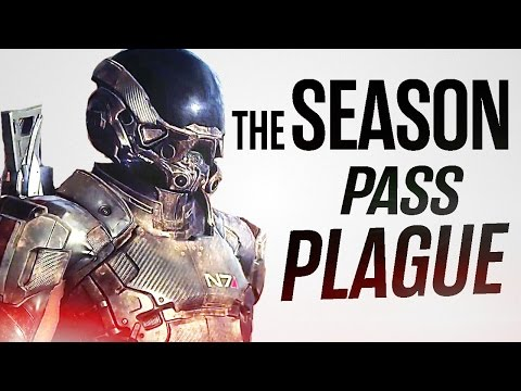 "The Cancerous ""Mass Effect"" Of Season Passes"