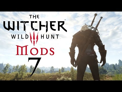 WITCHER 3 MODS #7 : Script Merger & More