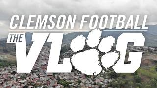 Clemson Football    The Vlog (Costa Rica, Ep 4)