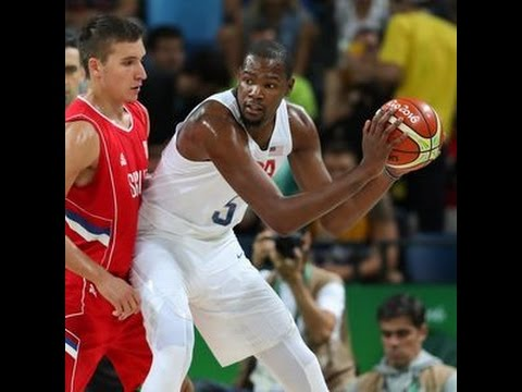 USA vs Serbia Full Game HD - Team USA Basketball 2016 vs Serbia - Rio Olympics 2016