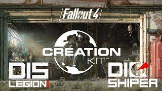 Fallout 4 Creation Kit Перевод плагина или мода