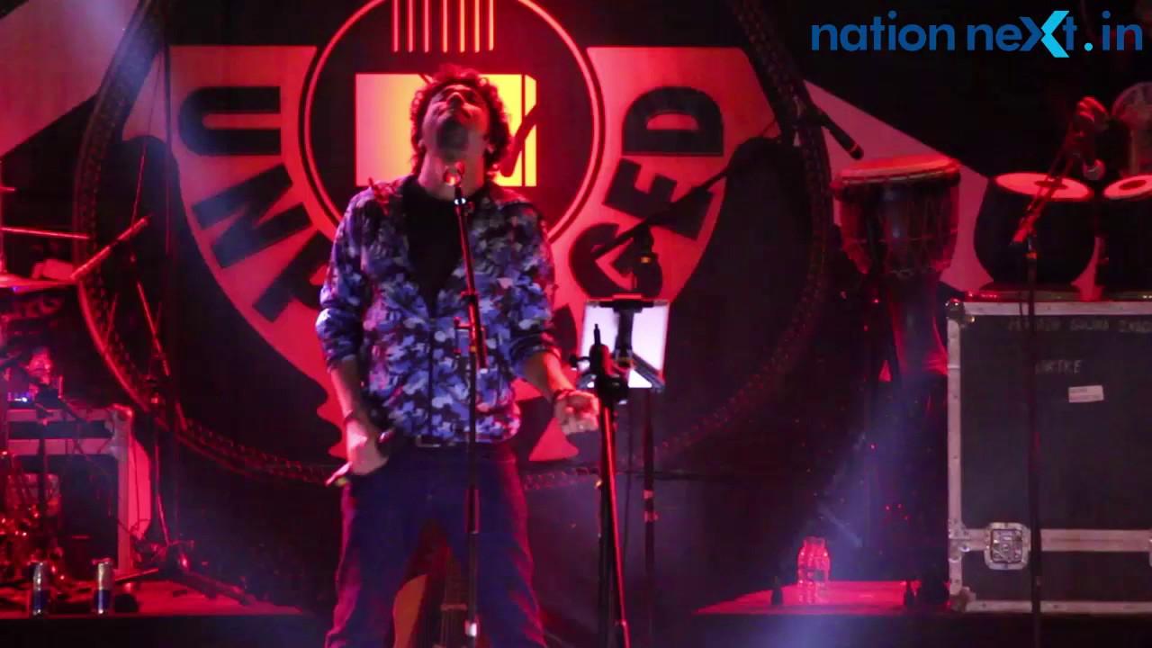 Kaun mera mera: papon live at royal stag barrel select mtv.