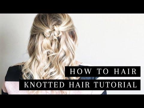 Twisted Sister Hair Tutorial