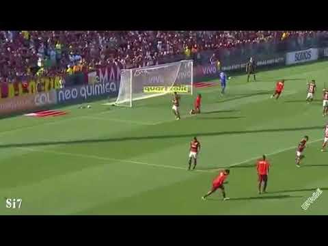 Flamengo 2 x 0 Atlético PR   Melhores Momentos e Gols COMPLETO Brasileirão 27 08 2017