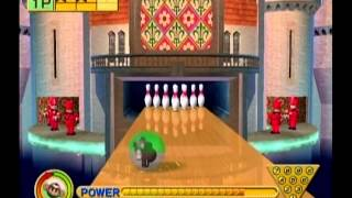 Super Monkey Ball 1 - Monkey Bowling 300 (Perfect Game)