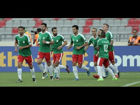 Al Wehdat vs Al Muharraq (AFC Cup 2017: Group Stage)