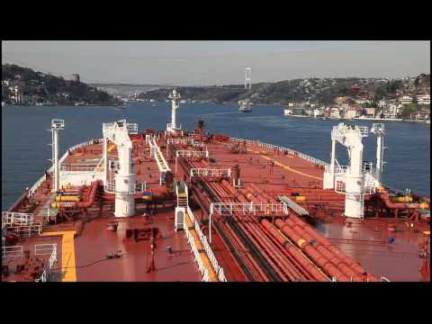 M/T Besiktas Dardanelles - Bosphorus Passage - 1