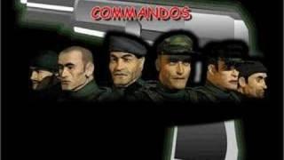 Commandos - Men Of Courage Sound Track #09