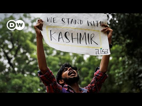 Kashmir dispute sparks protests in India and Pakistan | Dw News