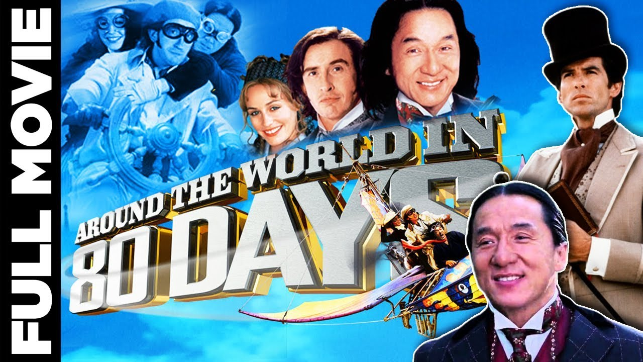 Around The World In 80 Days (2004) | Hindi Dubbed Movie | Jackie Chan | Steve Coogan