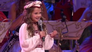 Opera singer Amira Willighagen and André Rieu live - O Mio Babbino Caro - full version HD