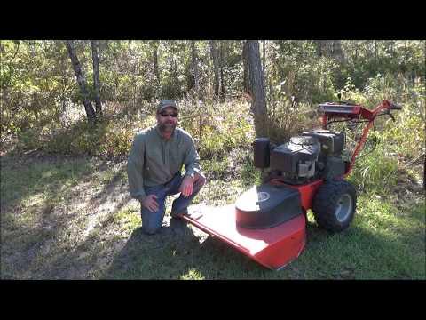 DR Brand Walk Behind Brush Mower