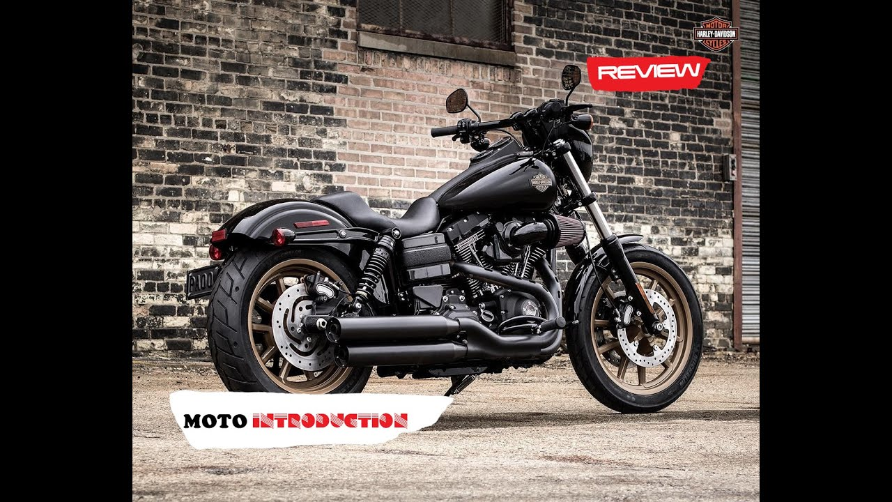 Details Harley Davidson Low Rider S Packs Dyna Character and ...