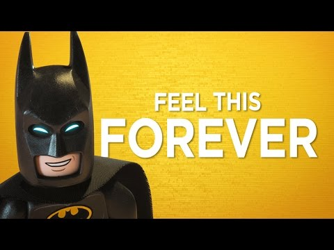 Forever - DNCE | Lego Batman Lyric Video