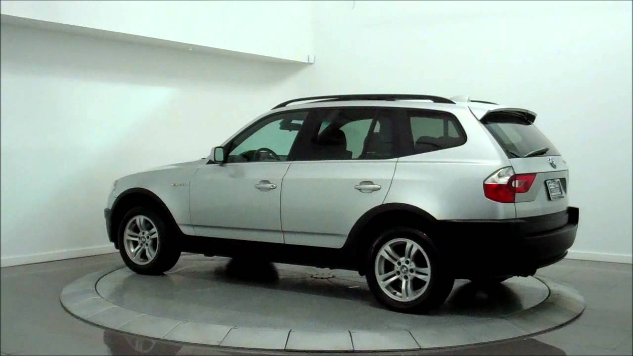 2005 bmw x3 xdrive youtube. Black Bedroom Furniture Sets. Home Design Ideas