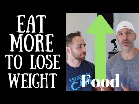 Reverse Diet For Long Term Weight Loss