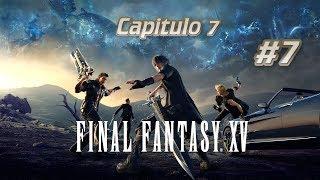 Final Fantasy XV | Capitulo 7 | Mausoleos y Cor