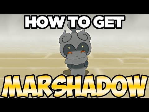 How To Get Marshadow For Pokemon Ultra Sun And Moon | Austin John Plays