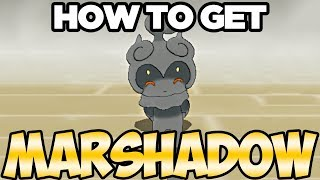 How to Get Marshadow for Pokemon Ultra Sun and Moon