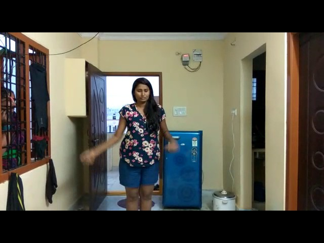 Swathi naidu sexy dance video 2