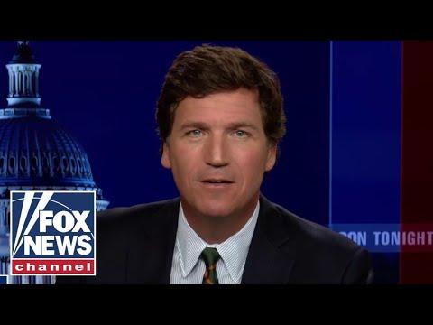 Tucker: Media treats Kamala like a demi-God