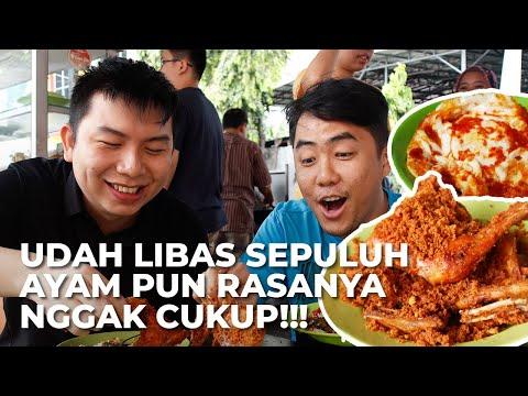 Kedai Nasi Ramadhan, Ayam Goreng nya Sukses Bikin Nagih!