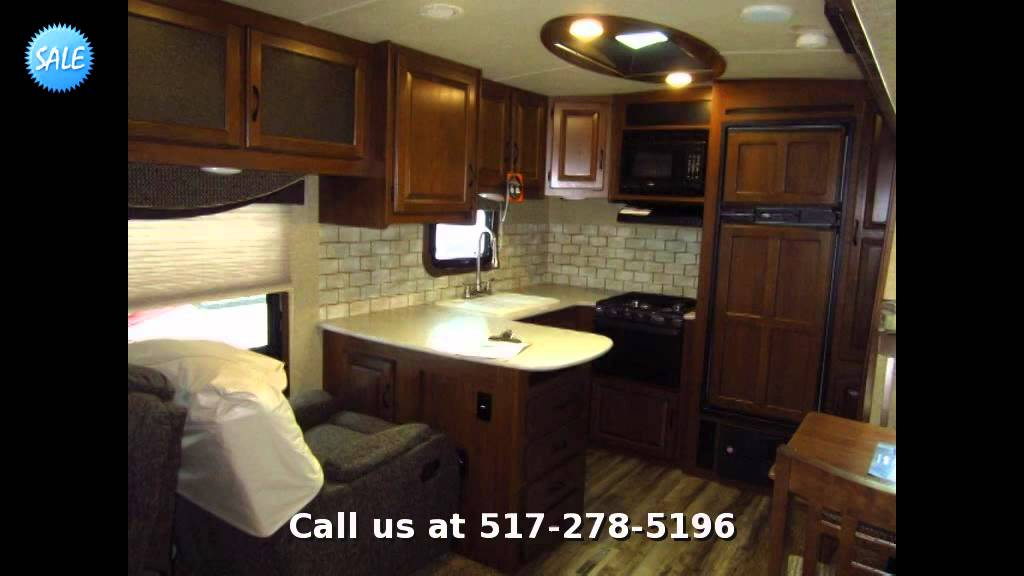 2014 jayco eagle 306rkds, travel trailer rear kitchen - youtube