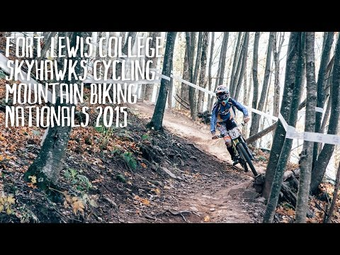 Thumbnail for Fort Lewis College Cycling team wins #1 at USACycling Collegiate Mountain Bike Nationals!