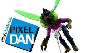 Nickelodeon Teenage Mutant Ninja Turtles Baxter Stockman-Fly Figure Video Review