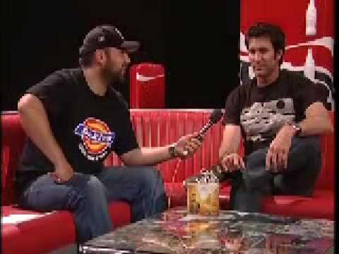Pete Murray interview on Juice TV