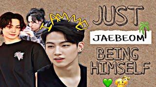 Just Jaebeom being Himself ♡